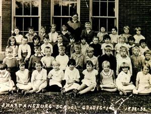 Spartansburg School Children
